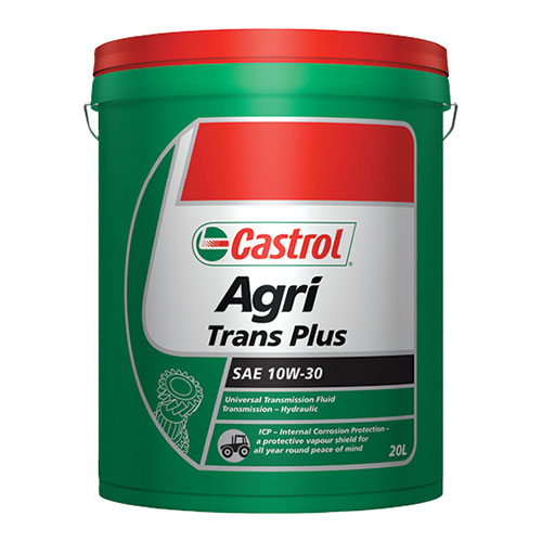 Castrol Agritrans Plus 10W30
