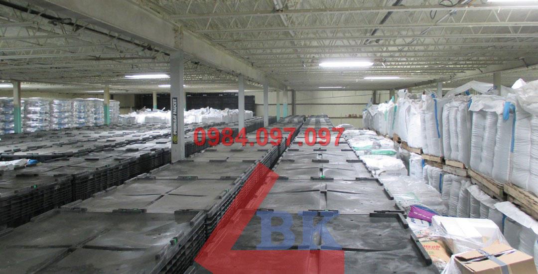 Lắp đặt kho lạnh bảo quản hải sản