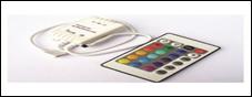 Điều khiển LED nhiều màu
