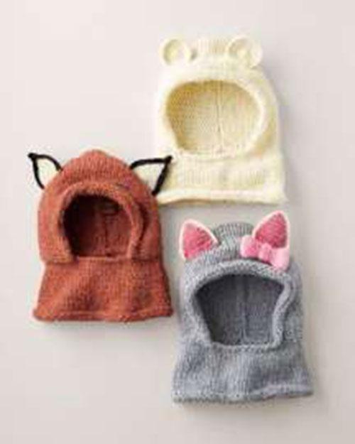 Mũ len trẻ em