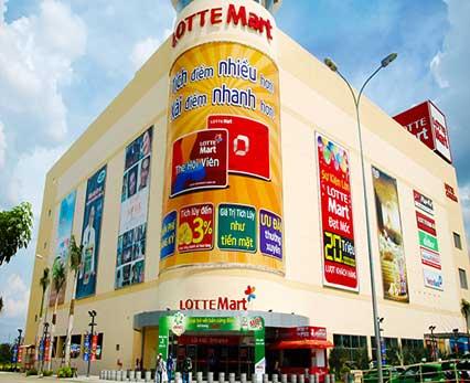 Lotte mart Nha Trang