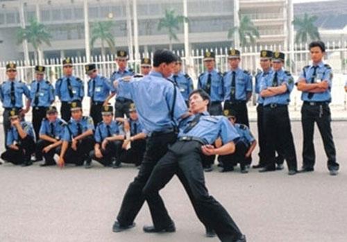 Dịch vụ đào tạo bảo vệ, vệ sỹ