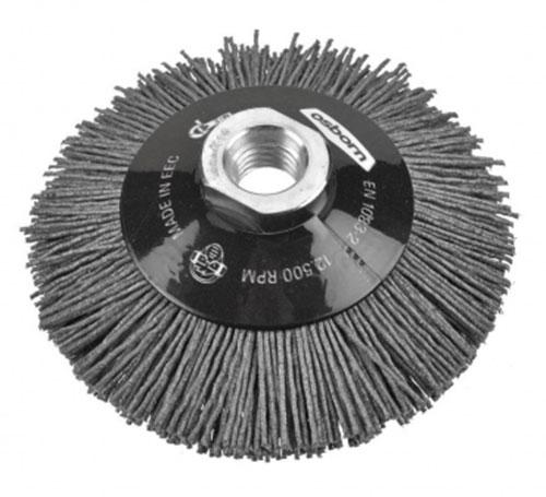 Đĩa cước nhựa nylon hạt mài
