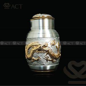 Hộp đựng trà rồng