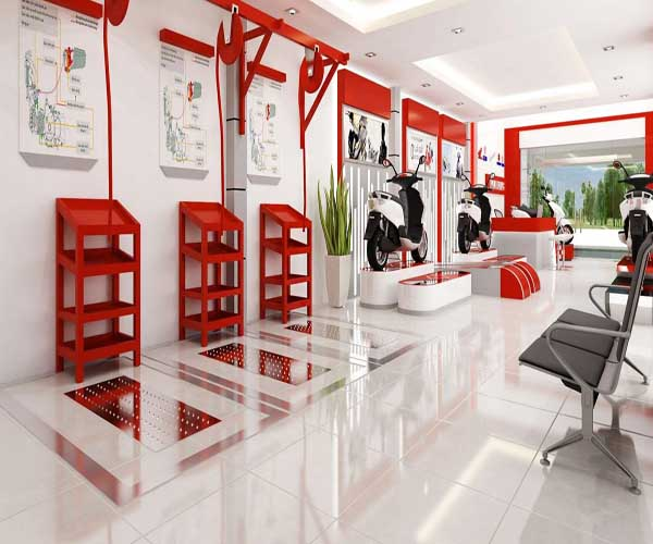 Nội thất Showroom