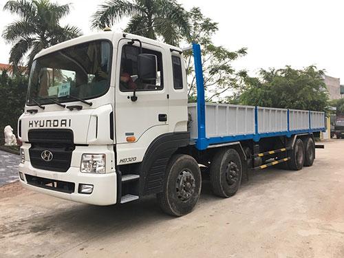 Ô tô tải thùng lửng