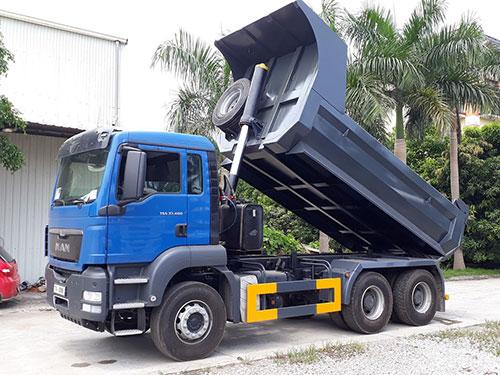 Ô tô tải tự đổ