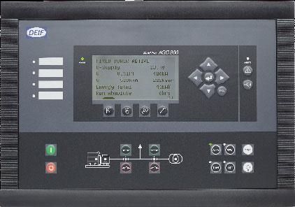 Bộ điều khiển AGC-200