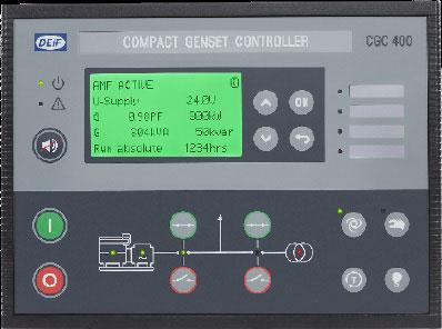 Bộ điều khiển CGC-400