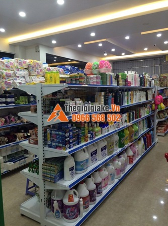 Giá kệ siêu thị