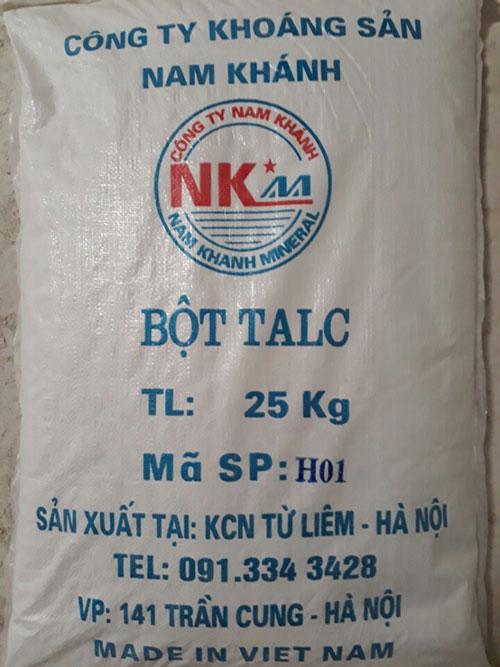 Bột Talc dược H01