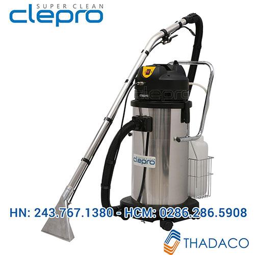 Máy giặt thảm phun hút Clepro CP40SC