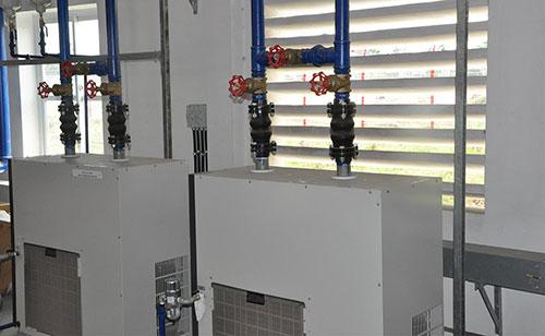 Thi công hệ thống khí nén sản xuất