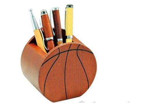 Ống bút gỗ