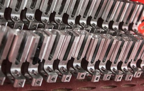 Gia công cơ khí chính xác CNC