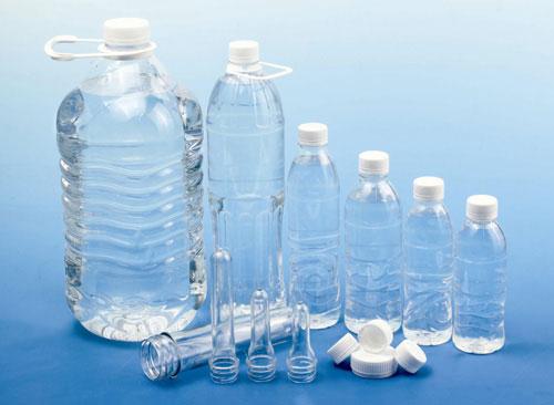 Gia công chai nhựa các loại