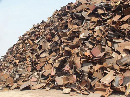 Thua mua phế liệu sắt