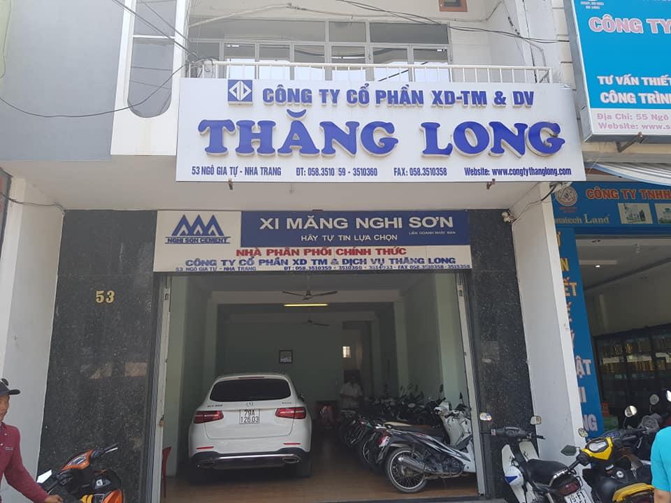 Cty XD Thăng Long
