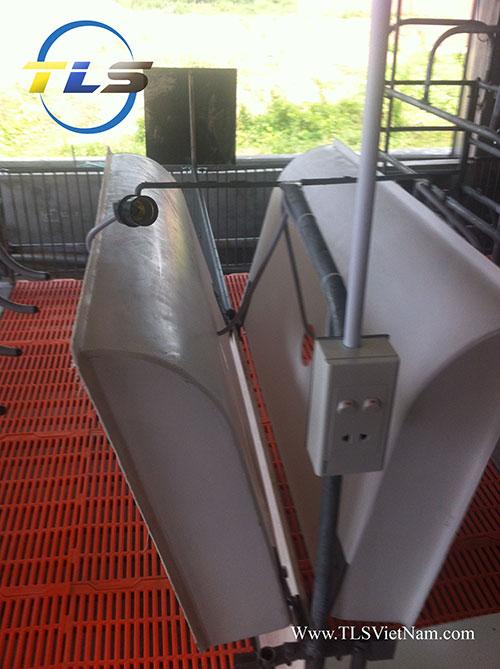 Lồng úm composite công nghiệp