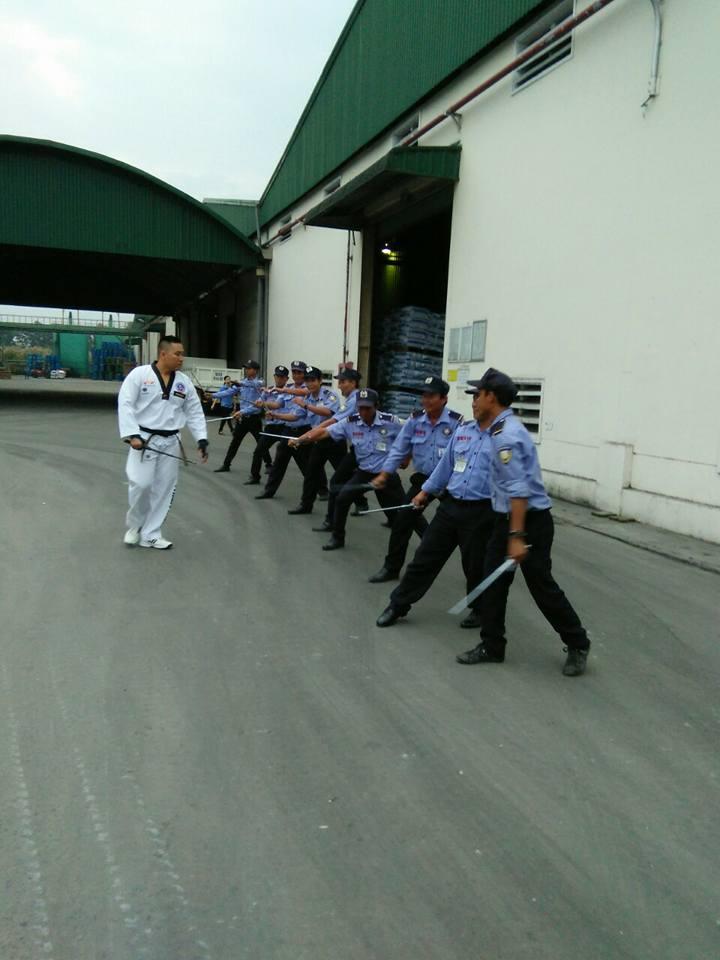 Huấn luyện & đào tạo bảo vệ