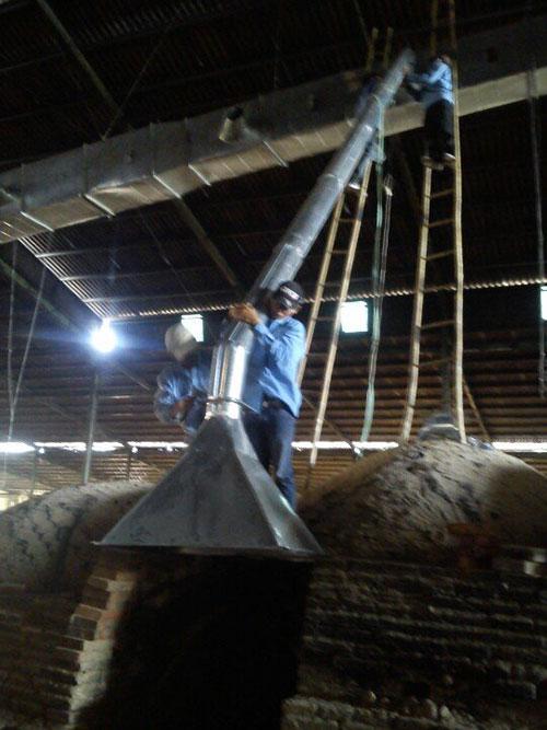 Hệ thống ống thông gió