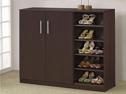 Tủ giày gỗ