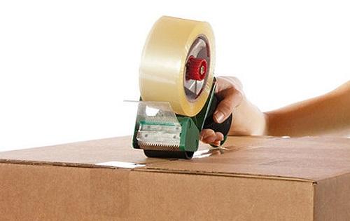 Băng dính OPP đục màu thùng Carton