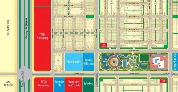Dự án Mega City 2 tại Đồng Nai