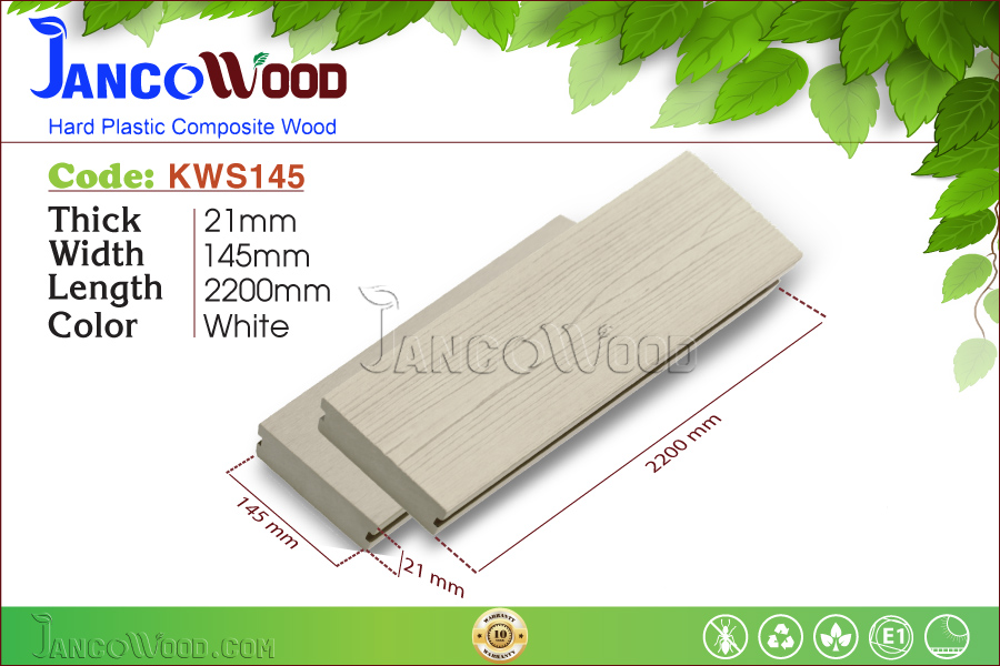 KWS145-White Thanh đặc