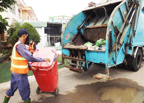 Thu gom, xử lý chất thải