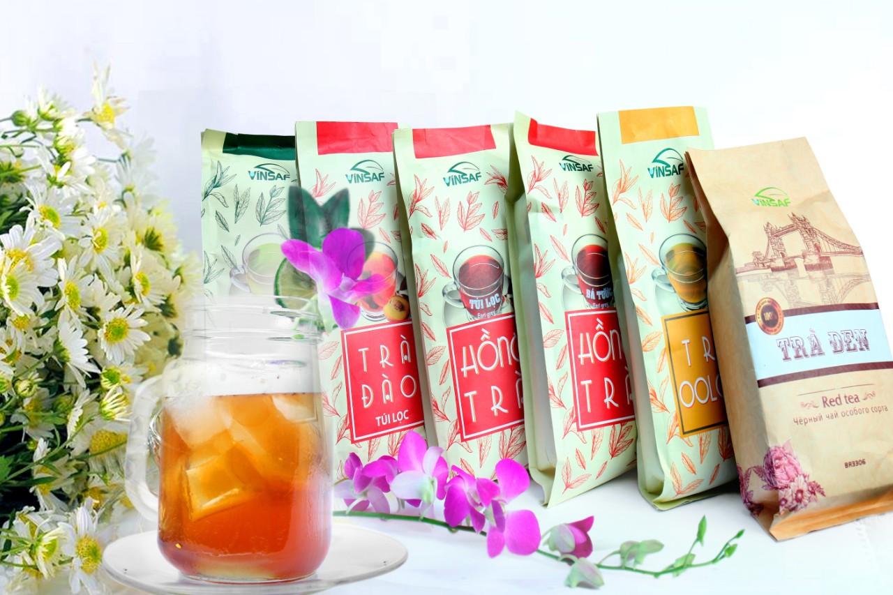 sản phẩm trà