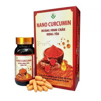 Nano Curcumin Hoàng Minh Châu Hưng Yên