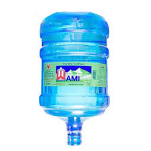 Nước uống đóng bình thương hiệu