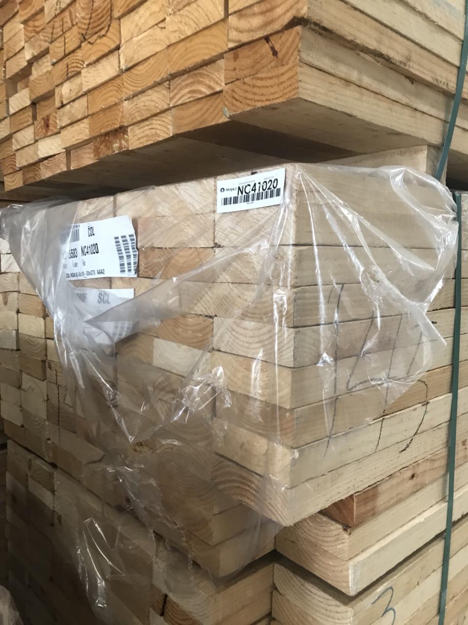 Gỗ ghép thông nhập khẩu  New Zealand