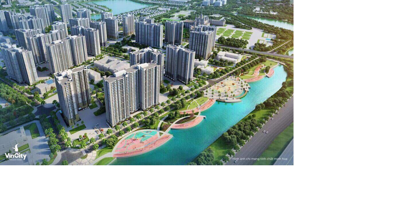 Dự án: Vincity Ocean Park- Ha nôị