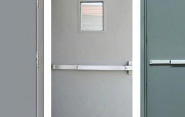 Sơn tĩnh điện cửa chống cháy