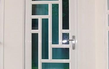 Sơn tĩnh điện cửa phòng