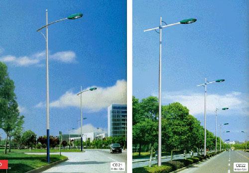 Hệ thống chiếu sáng đường bộ