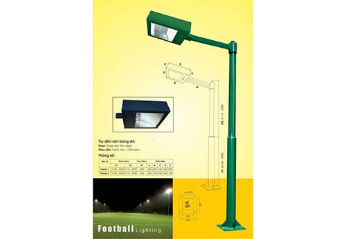 Trụ đèn tennis