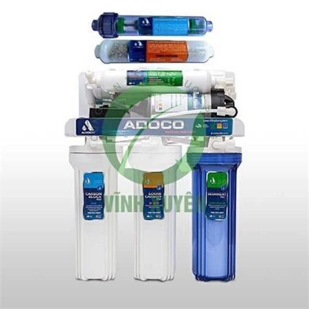 Máy lọc nước 7 cấp tủ sơn cường lực