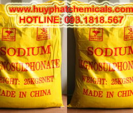 SODIUM LIGNOSULPHONATE