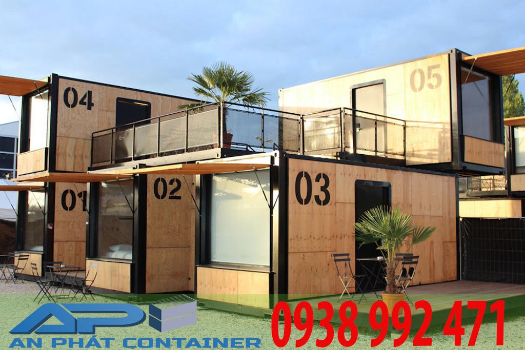 Container khách sạn