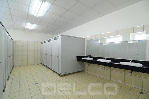 Thi công WC