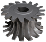 Concave Half-Circle Side Milling Cutter