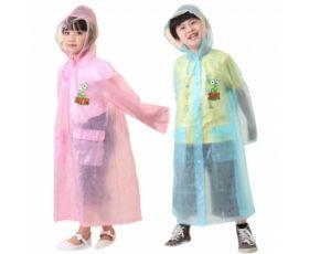 Áo mưa PVC trẻ em