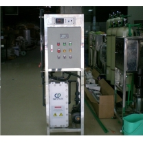 Hệ thống khử ion EDI