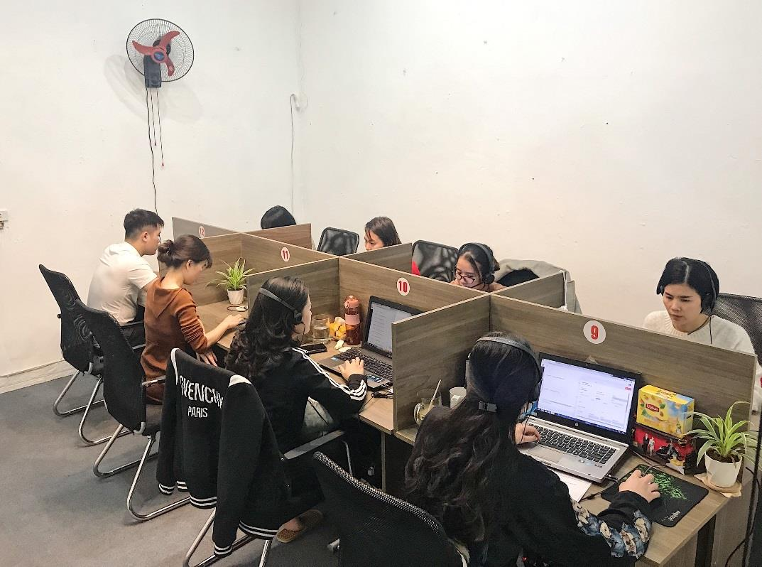 Dịch vụ Call Center