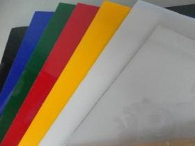 Tấm nhựa PP thường