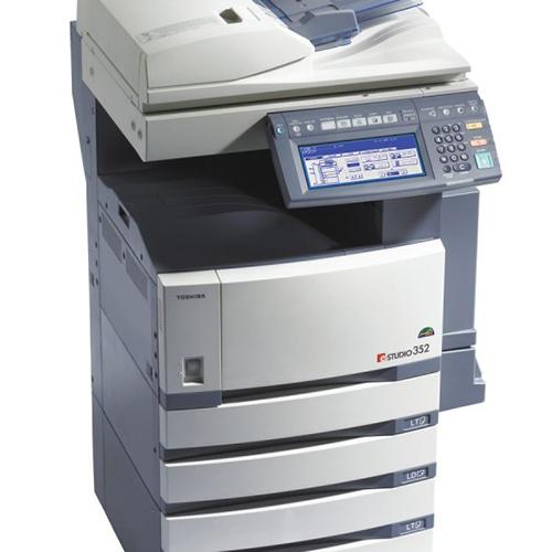 Máy photocopy Toshiba E350