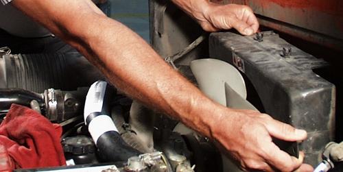 Dịch vụ sửa chữa, bảo trì xe nâng